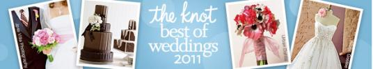 The Knots Best Of Weddings 2011 Pick