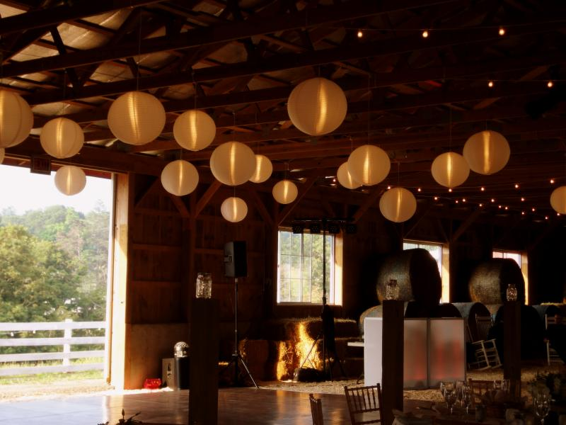 More photos on Hudson Valley Barn Weddings / Facebook