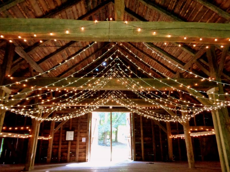Hourgl Entertainment Llc Barn Lighting String Lights