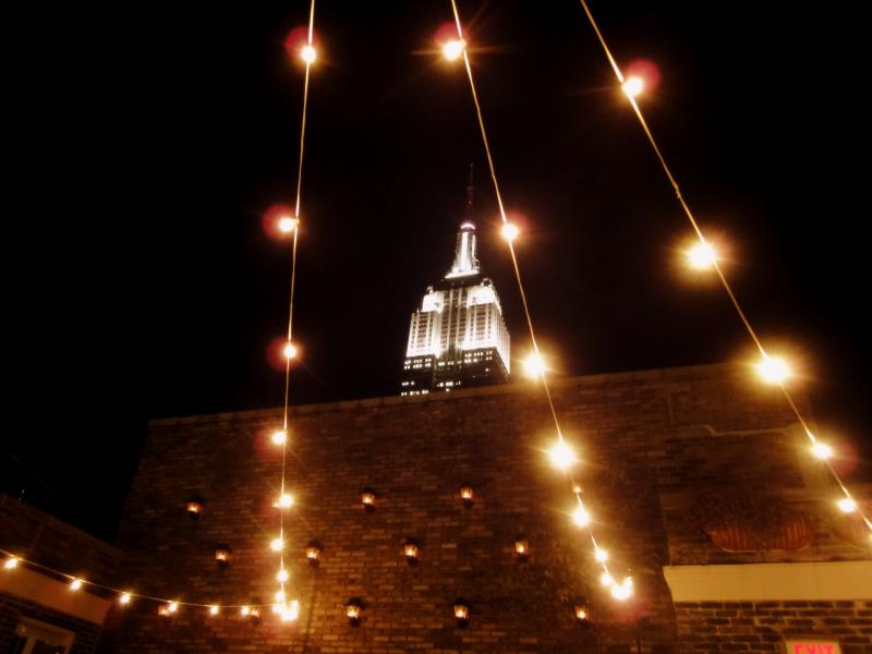 Midtown Loft & Terrace NYC Empire State Building