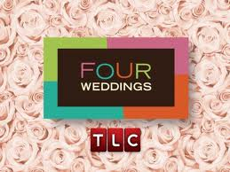 Featured on TLCFour Weddings TV Series